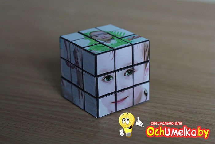 критически как сделать кубик рубик с фотографиями идеален качестве первого